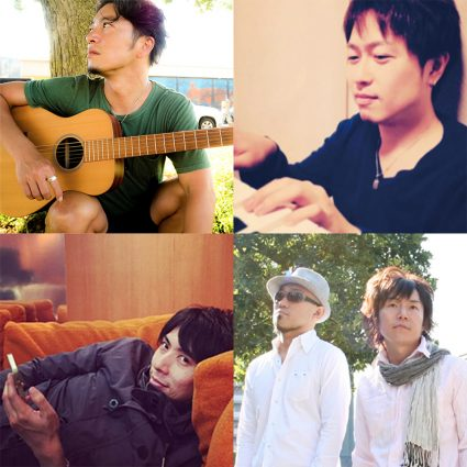 SONIC ACADEMY FES Akira Sunset、Carlos K.、丸谷マナブ、Soulife