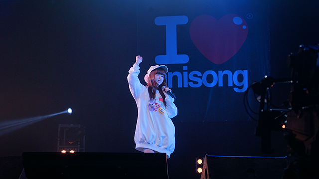 『C3AFA HONG KONG 2018 presents I LOVE ANISONG HONG KONG 2018』リハ中の春奈るな