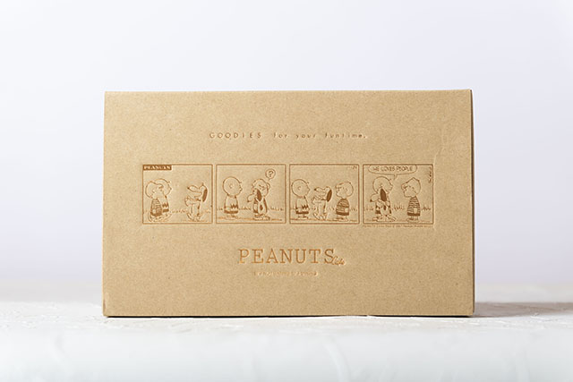 peanuts hotel グッズ クッキーギフト